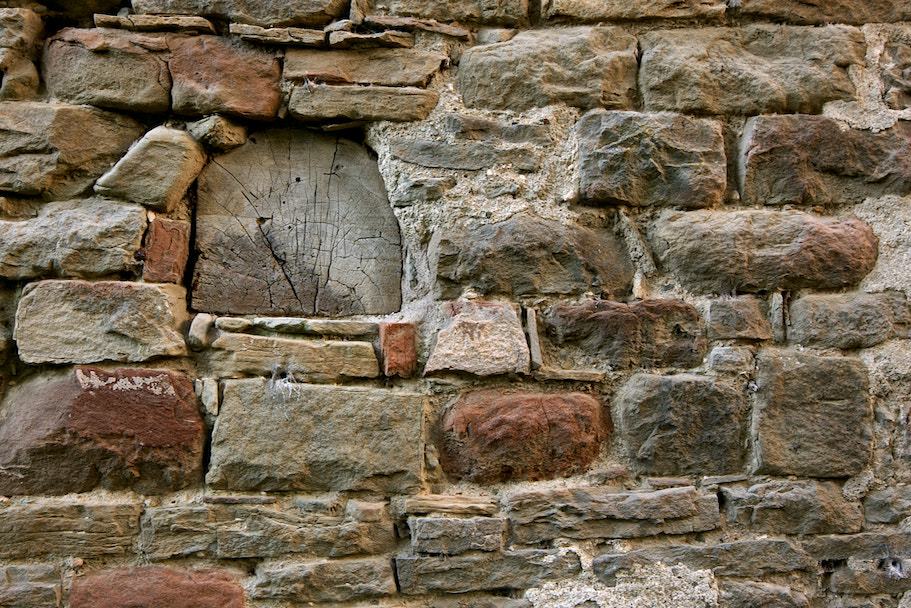 Photograph Old Wall by Simone Raggini on 500px