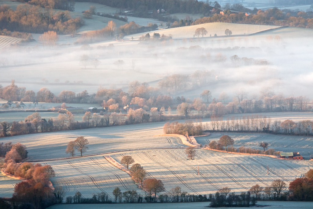 Photograph Morning Sun and Mist #2 by Andrew Russell on 500px