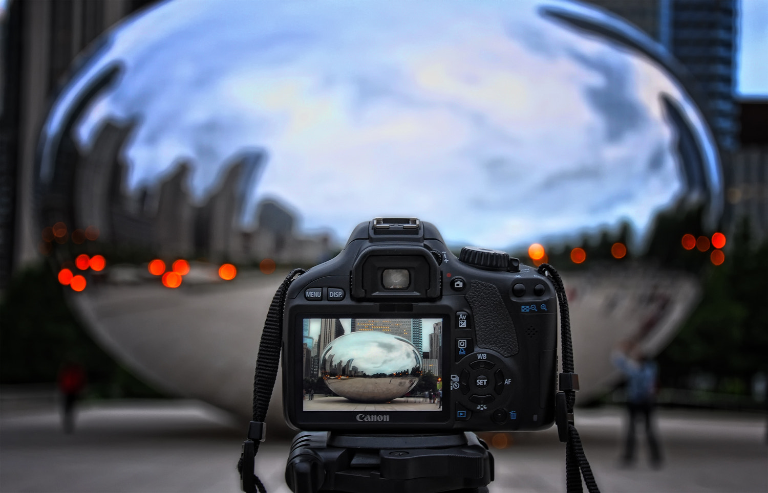 Photograph Workshop At Cloud Gate by C. N. Dastodd on 500px