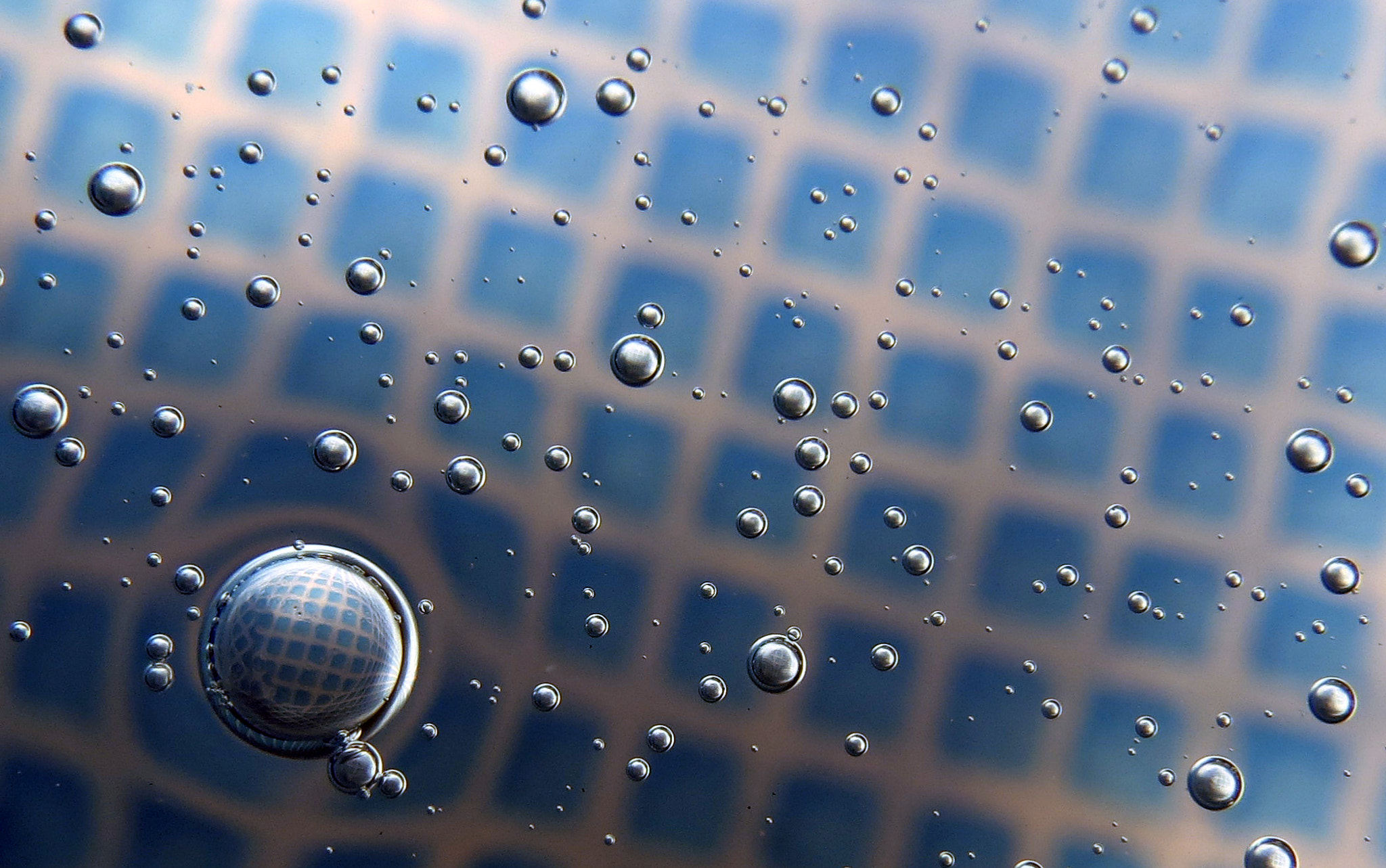 Photograph Wet Universe by lIquIdrIgIdIty ® on 500px