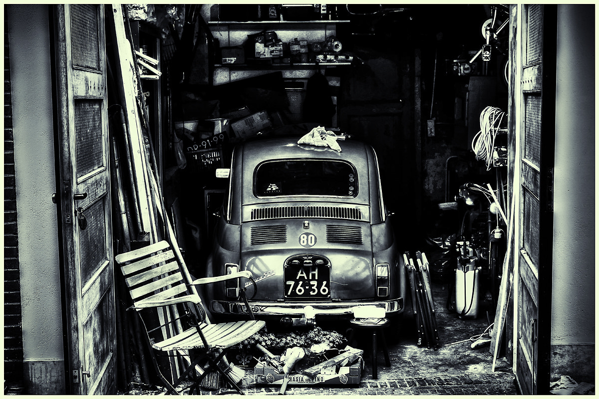 Photograph Fiat 500 Genre by Gabor  Medzihradszky on 500px