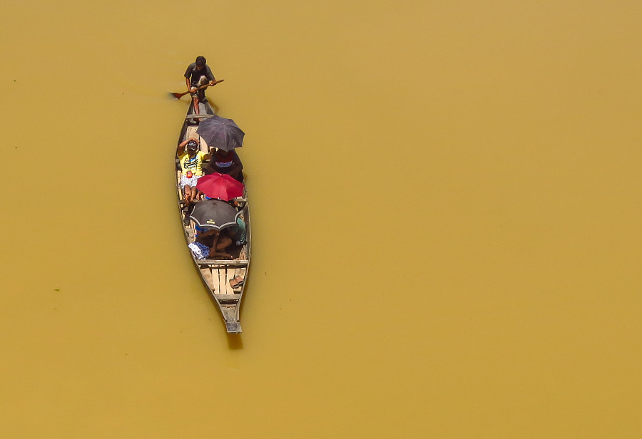 A colorful boat ride by Istiak Ahmed on 500px.com