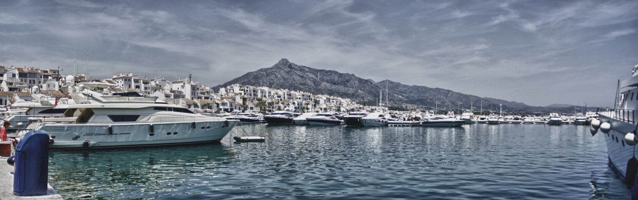 Photograph Puerto Banús by Uxue Goiko on 500px