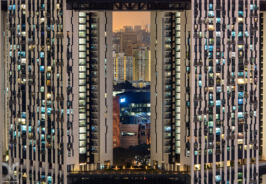 Welcome to the Matrix by Daniel Cheong on 500px.com