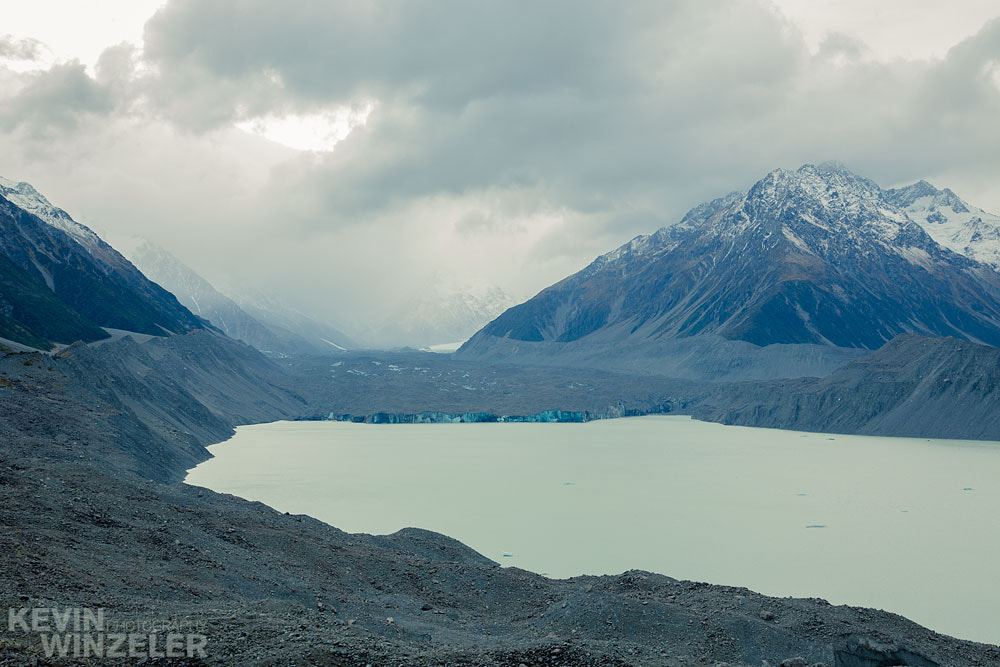 Photograph New Zealand Landscape - Mt. Cook by KevinWinzeler.com  ~ sports, lifestyle on 500px