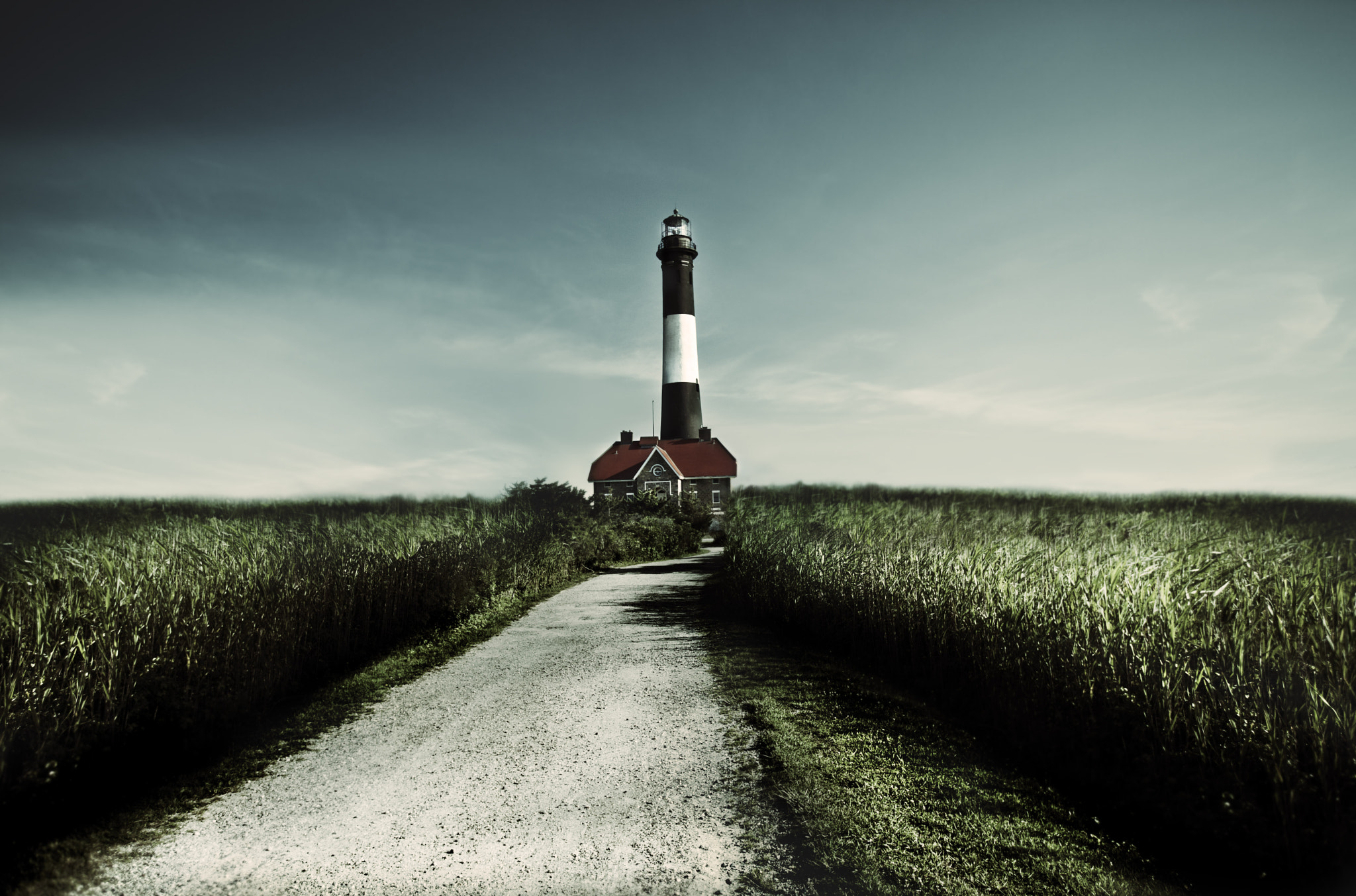 Photograph The lighthouse by Jason Moskowitz on 500px