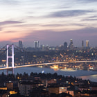 Постер, плакат: Bogazici Bridge