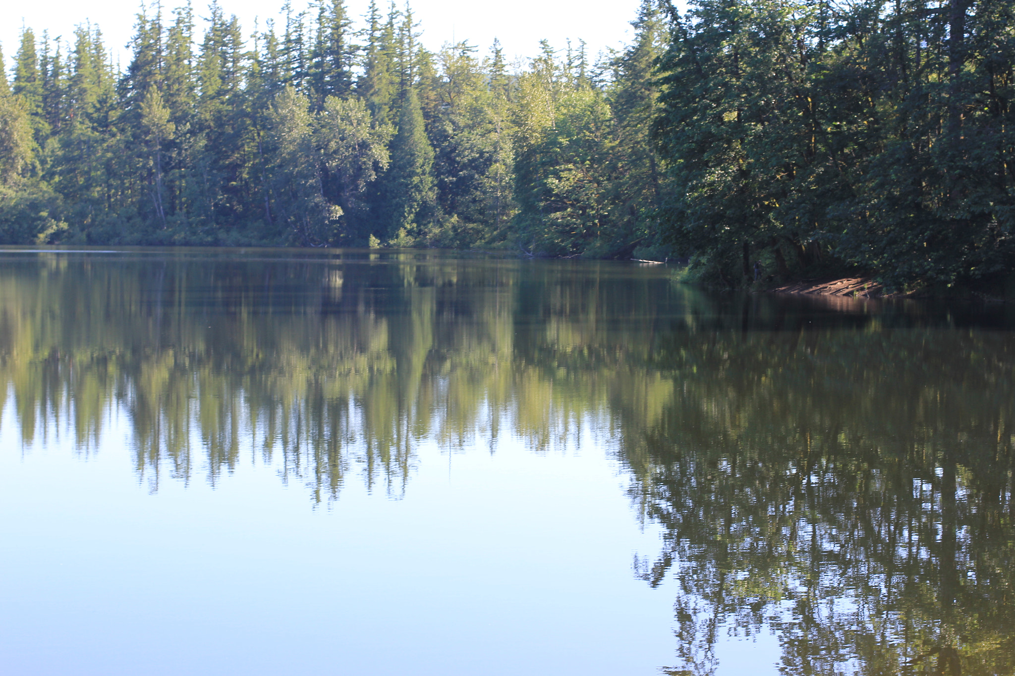 Photograph Reflections On Deep Lake by Mel Roderick on 500px