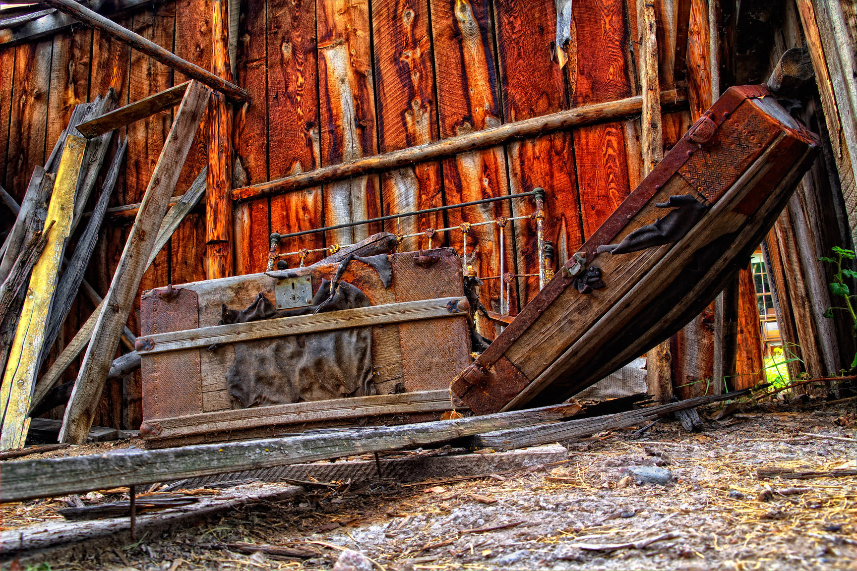 Photograph Rural Decay by Michael Wifall on 500px