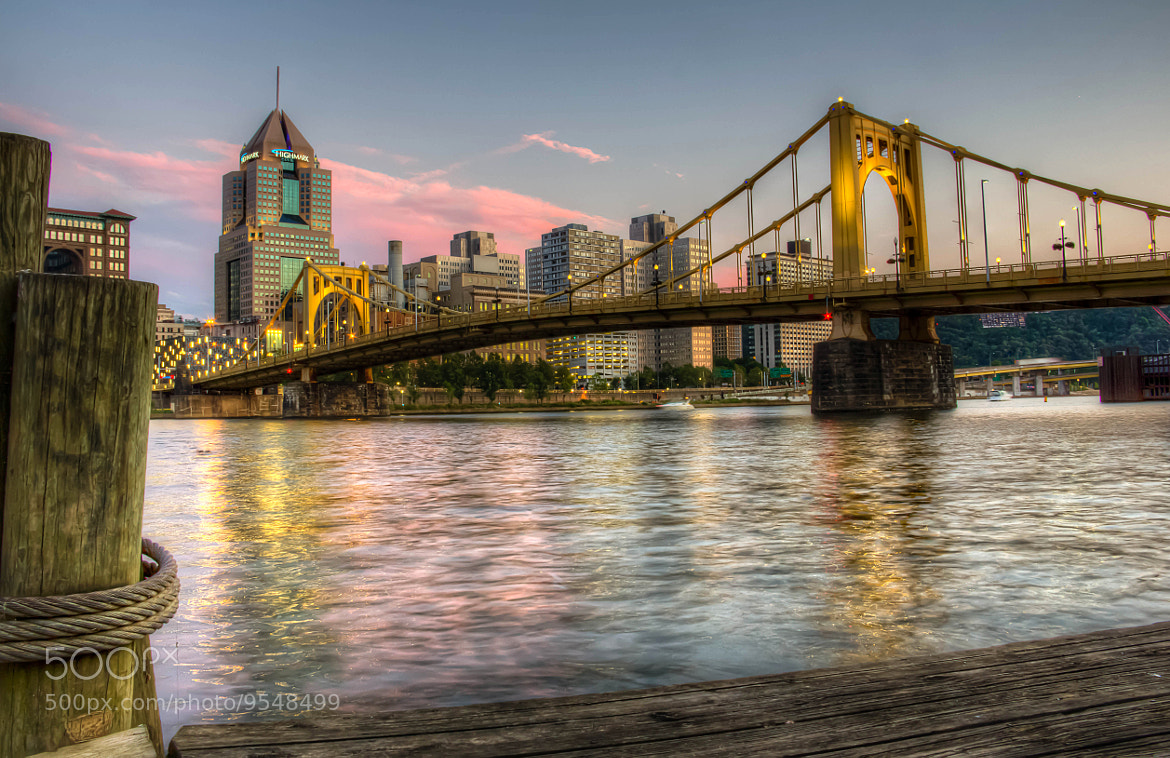 Photograph Pittsburgh's North Shore  by Chris Juengel on 500px
