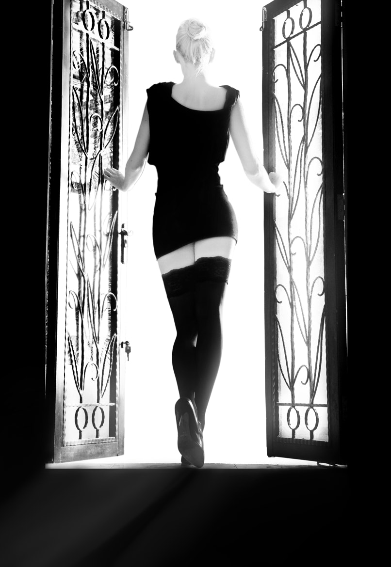 Photograph Lady by Soli Art on 500px