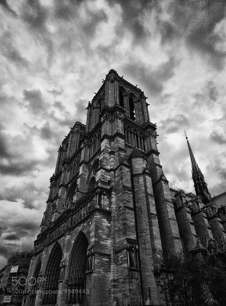Photograph notre dame by Budi Herawan on 500px