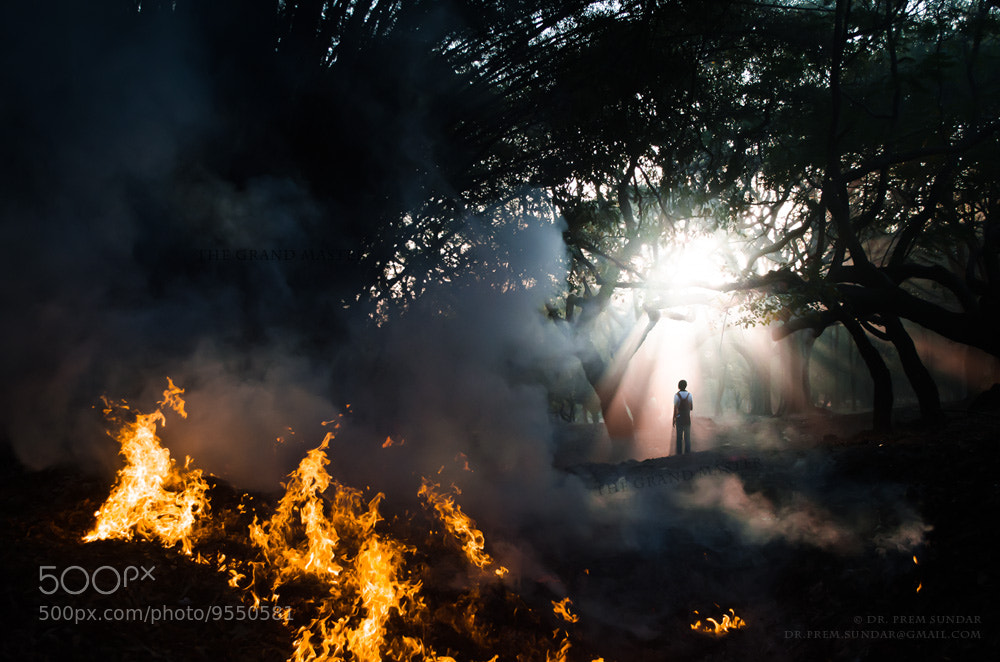 Photograph Hell and Heaven by Dr. Prem Sundar on 500px