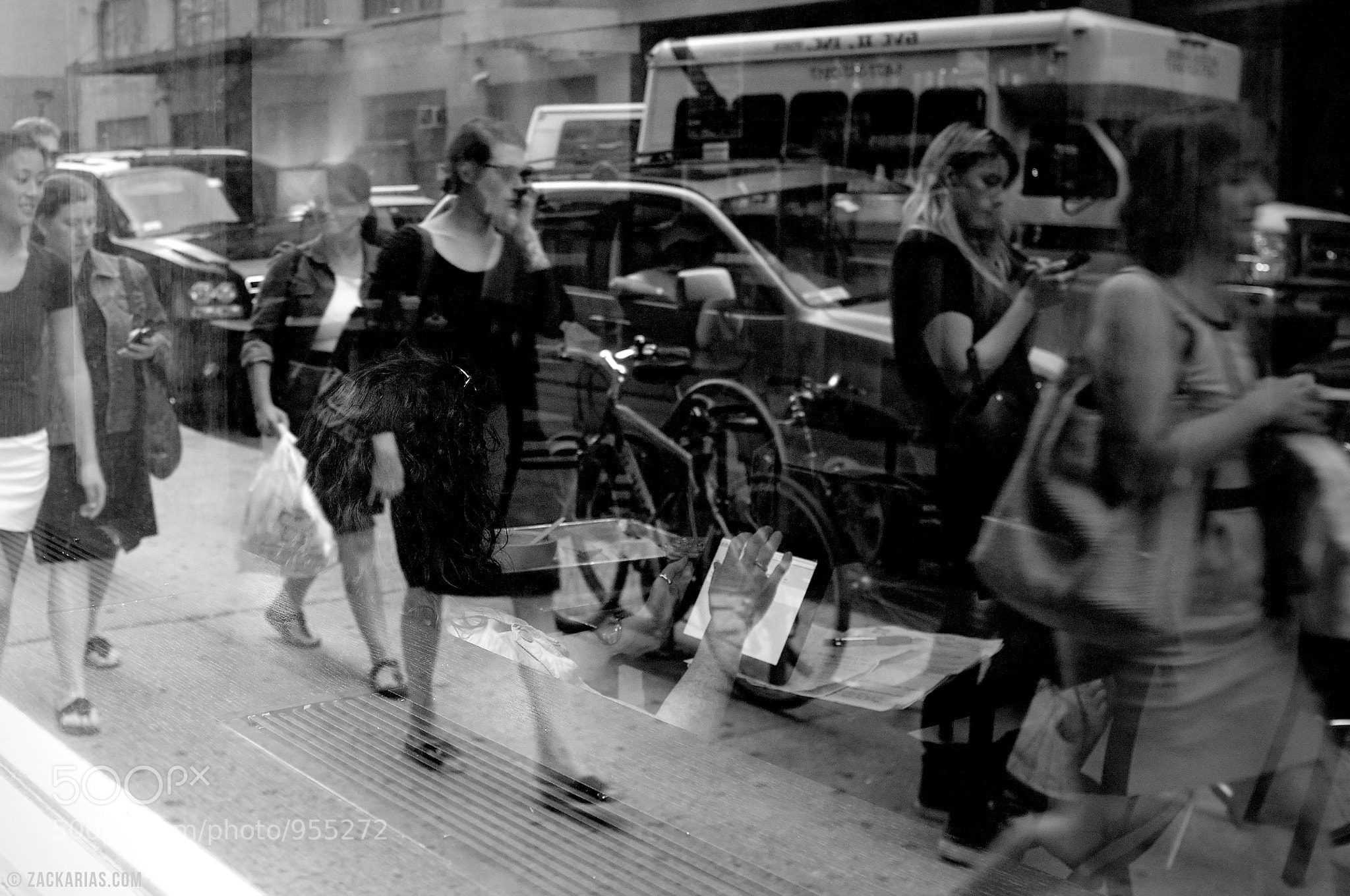 Photograph NYC :: Layers of #de_VICE by Zack Arias on 500px