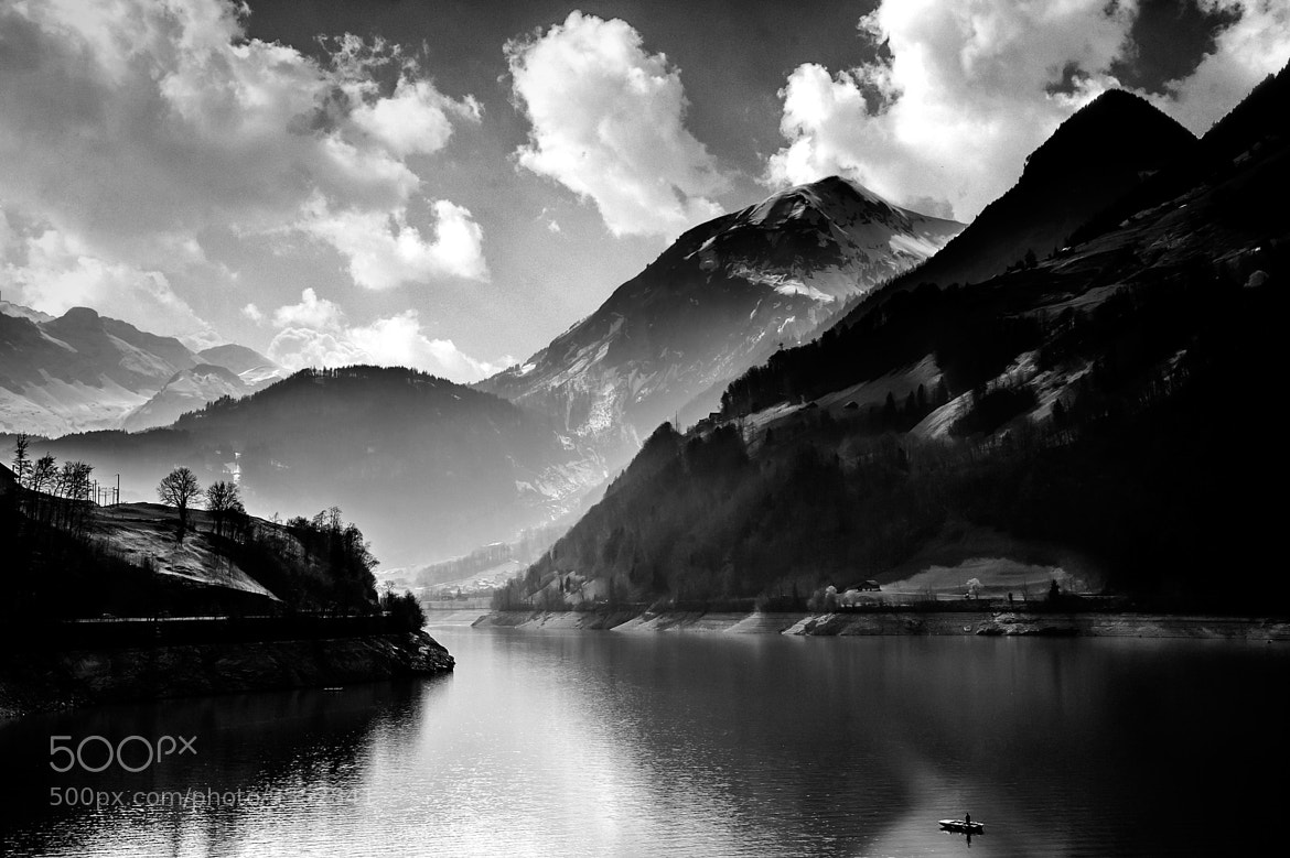 Photograph Black White in Switzerland by Jakrapong Sombatwattanangkool on 500px