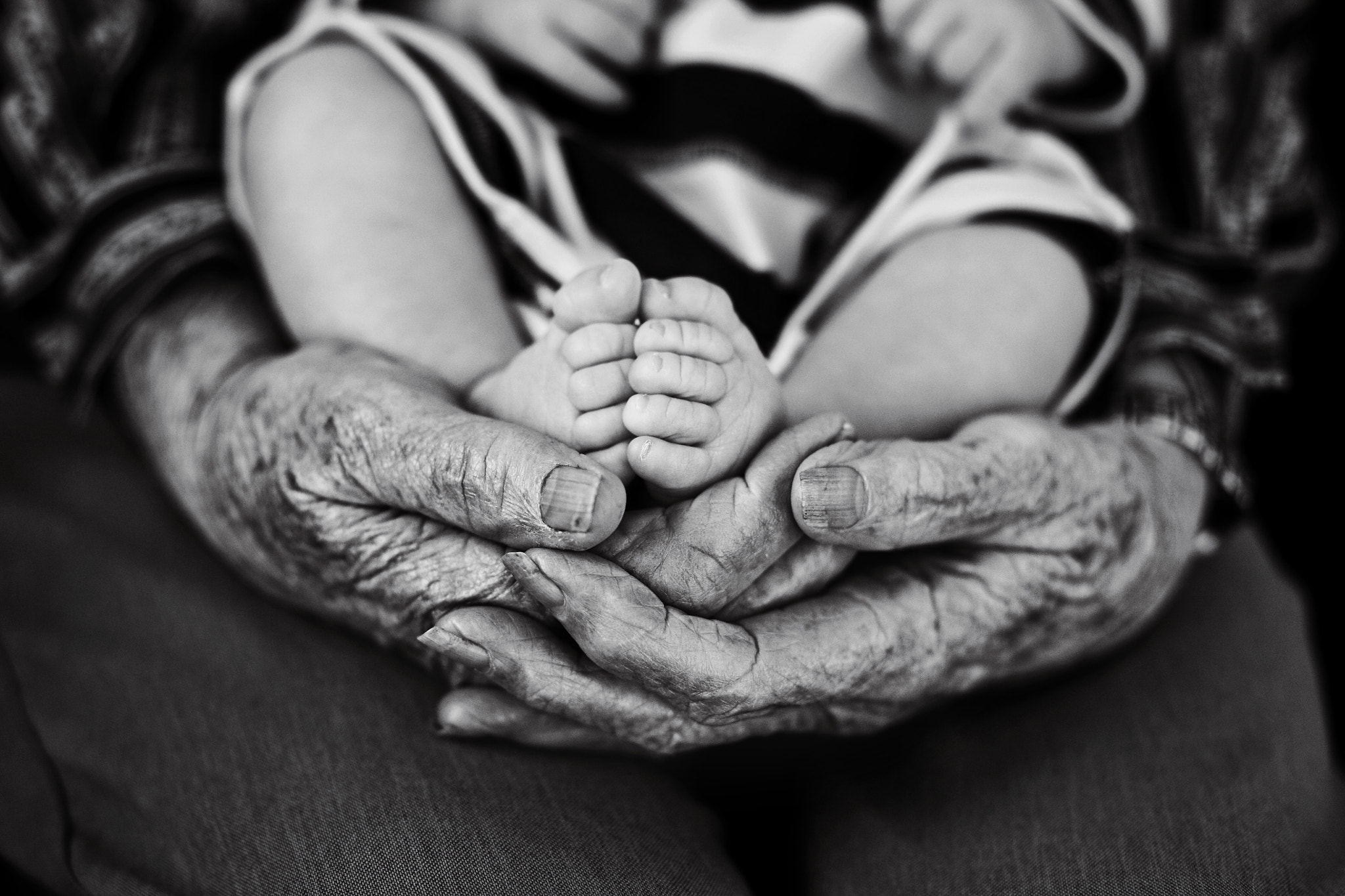 Photograph Great grandma's hands by Stephanie Beaty | Lifeography on 500px