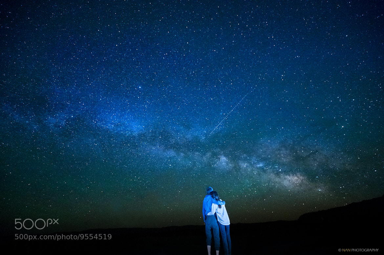 Photograph pretend that to be a falling star by Nan Zhong on 500px