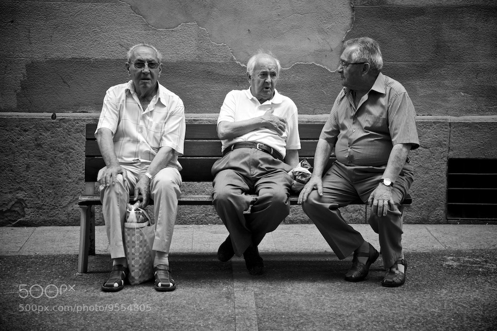 Photograph Old Age - Vic by Joan Vendrell on 500px