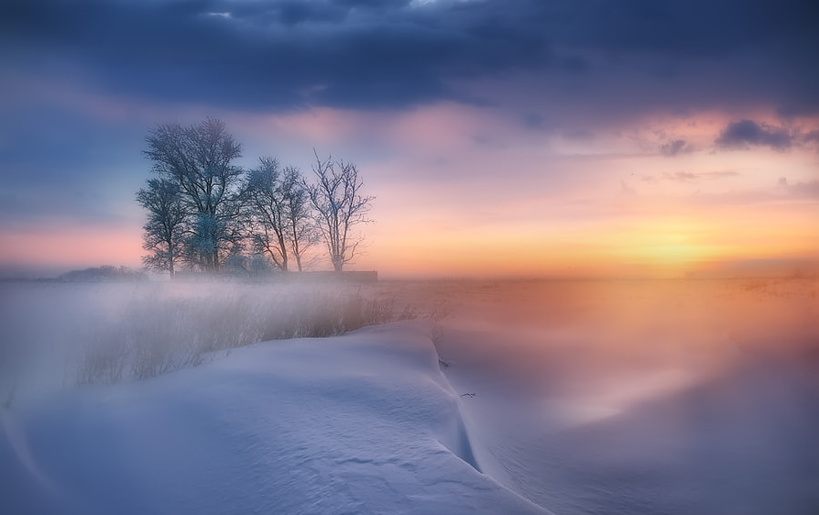 Snow walley by Maurizio Fecchio on 500px.com