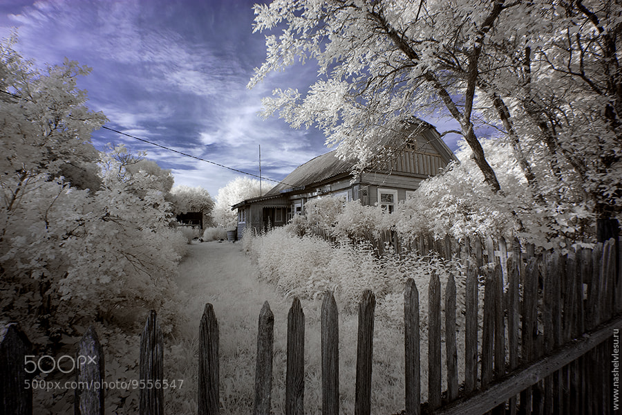 Photograph Rural house by Konstantin Ivanov on 500px