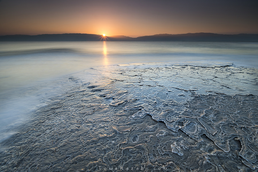Photograph Dead Sea by Tomer Razabi on 500px