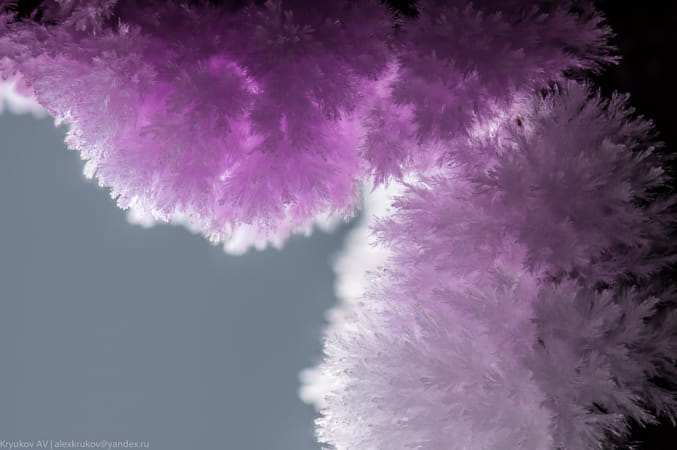 Violet crystals by Brian Wilson on 500px