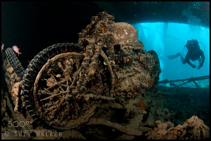 Photograph Motorbike - Thistlegorm by Suzy Walker-Toye on 500px