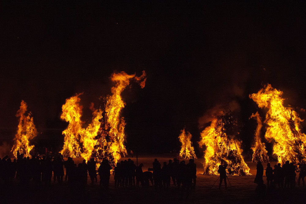 Photograph Fire festival by Norio Ohki on 500px