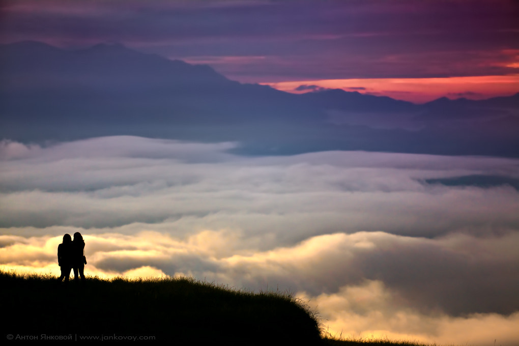Photograph Near the ocean of clouds... by Anton Jankovoy on 500px