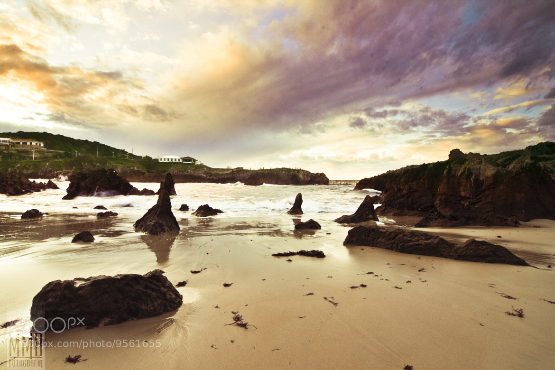 Photograph Sunset at Toro beach by MMB Fotografía Adolfo Gris on 500px