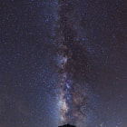 Постер, плакат: milky way