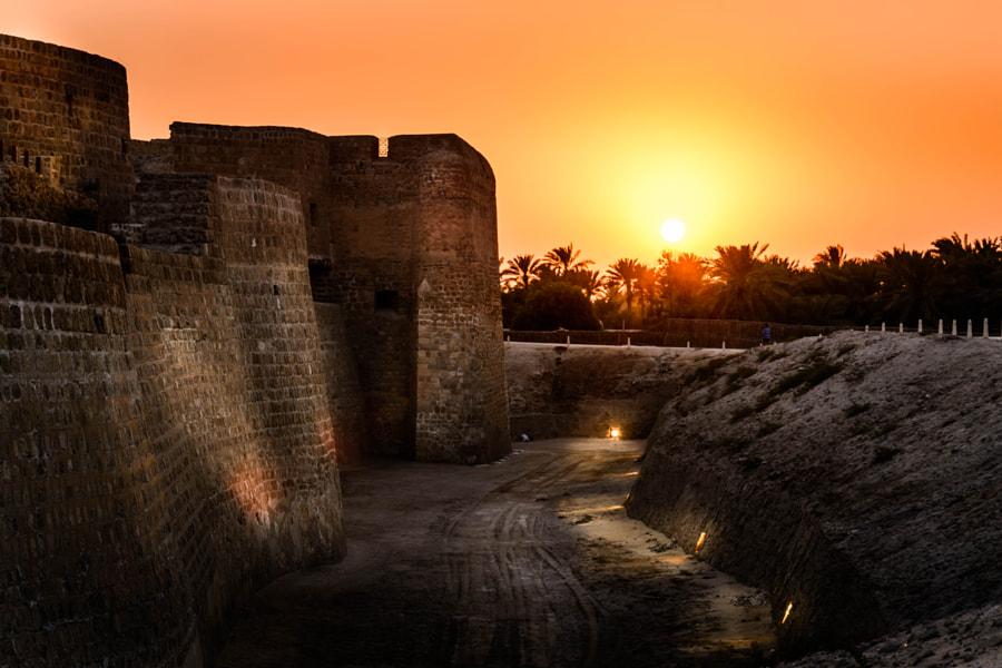 Photograph Qal'at al-Bahrain by George Economides on 500px