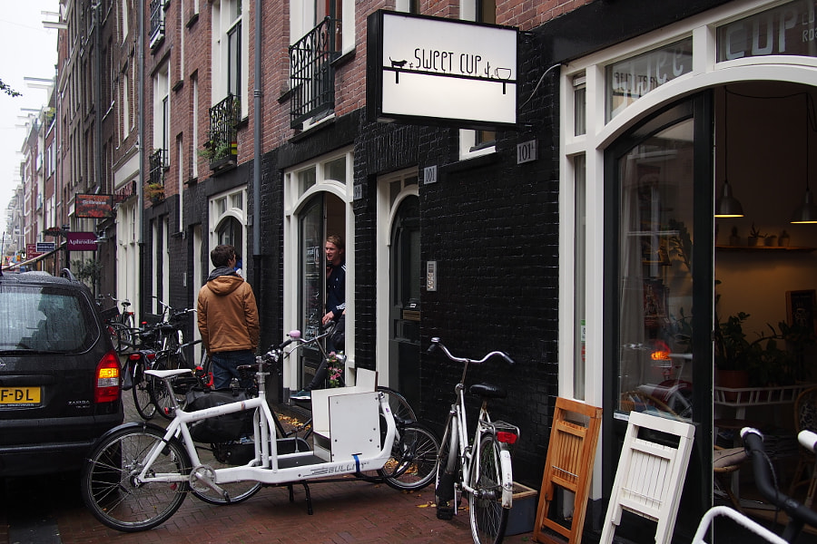 Photograph Sweet Cup, Amsterdam by parentheticalpilgrim on 500px