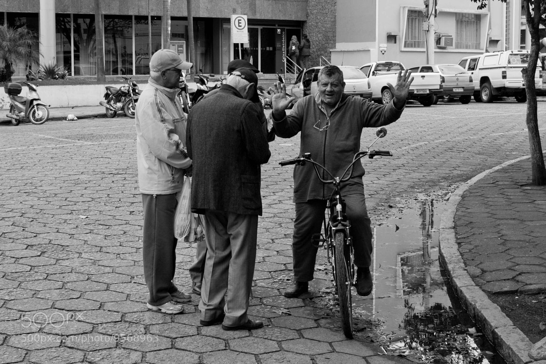 Photograph Don't shoot! by Eduardo Daniel on 500px