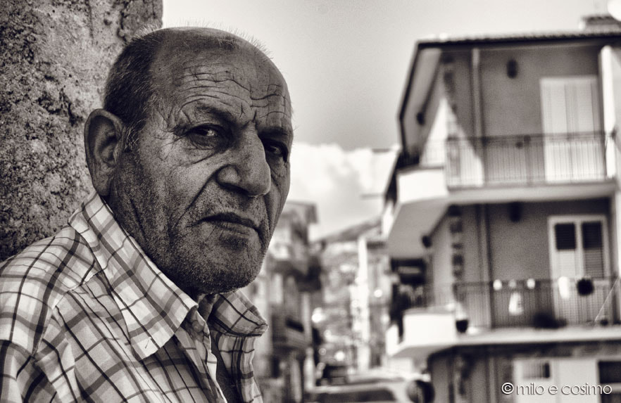 Photograph Uncle Peppe by Milo E Cosimo Fanfoto on 500px