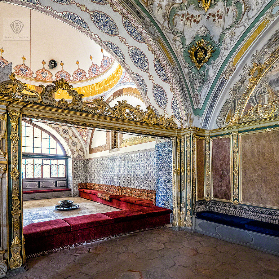 Imperial Council (Kubbealt) of the Topkapi Palace