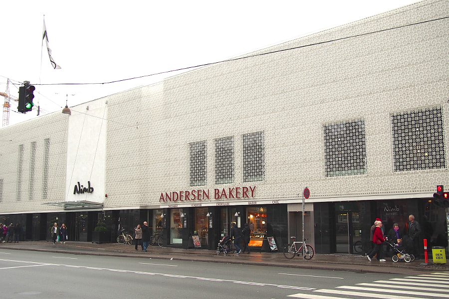 Photograph Andersen Bakery by parentheticalpilgrim on 500px