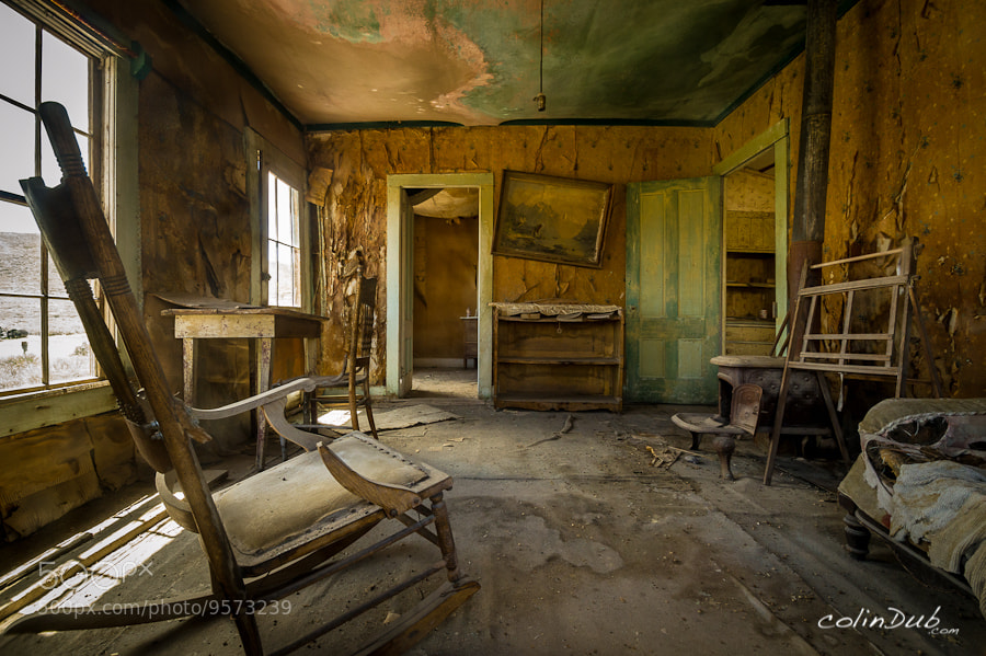 Photograph Abandoned West by Colin Wojno on 500px