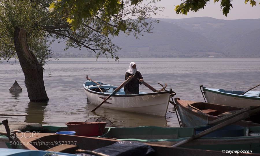 Photograph fisherman-3 by Zeynep ÖZCAN on 500px