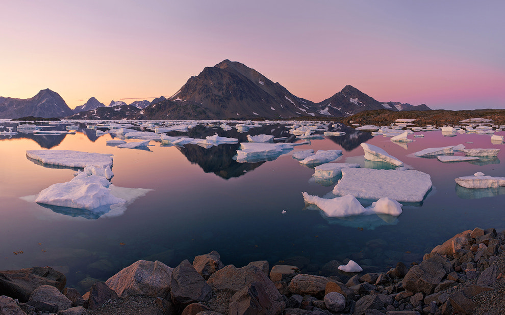 Photograph Midnight Calm by Mike Reyfman on 500px
