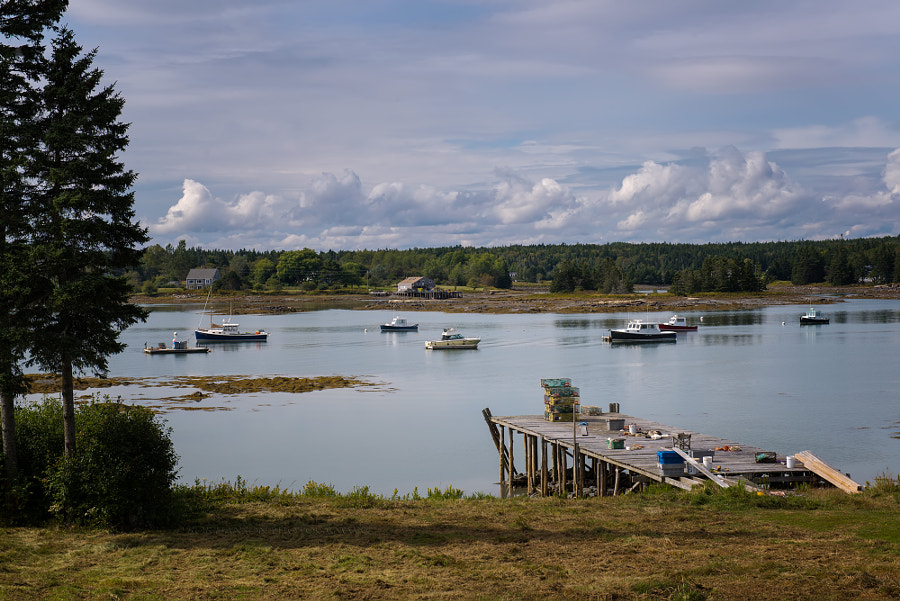 Photograph A Typical Maine Scene by Rob Hanson on 500px