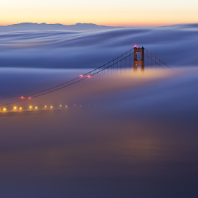 Under and Alone - Golden Gate Bridge, San Francisco, CA by Javier Acosta (JaveFoto)) on 500px.com