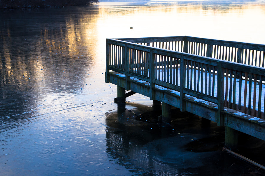 Photograph Cold Dock Morning by Andy Roth on 500px