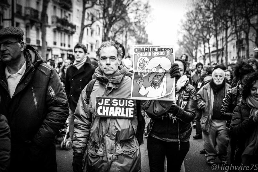#LaMarcheJeSuisCharlie