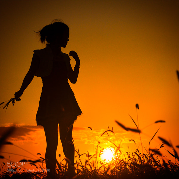 Photograph girl 1 by allen zhao on 500px