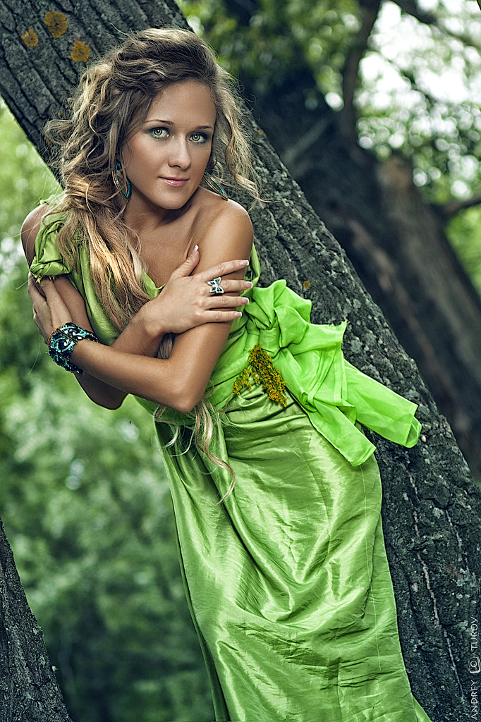 Photograph nymph by Andrey Turov on 500px