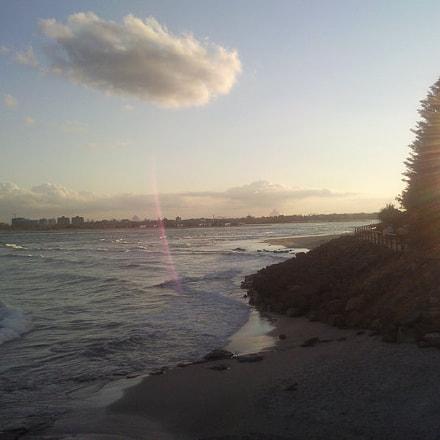 Caloundra sunset