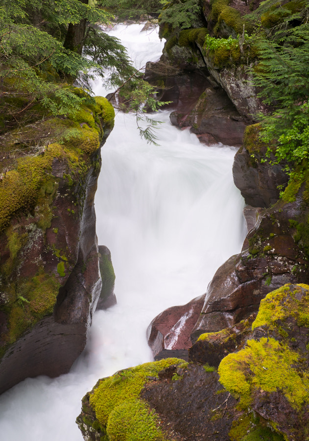 Photograph Rushing Currents by Forest Chaput de Saintonge on 500px