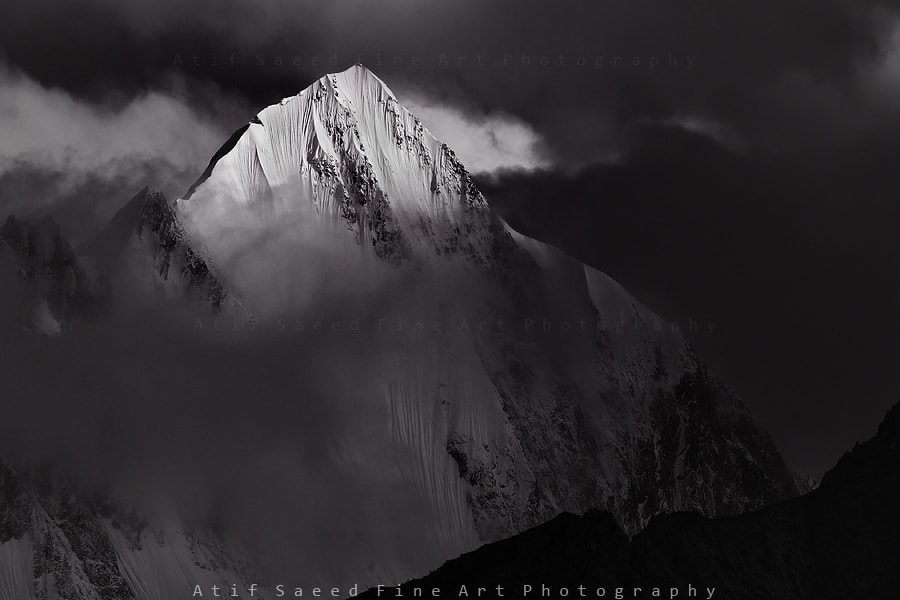 Photograph Laila Peak.. by Atif Saeed on 500px