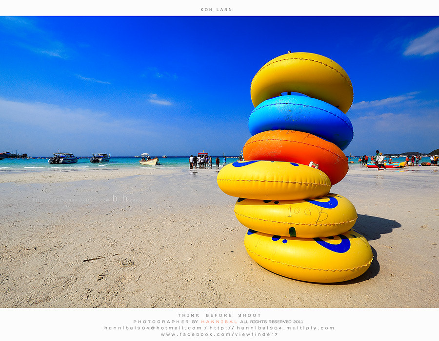 Photograph KOH  LARN by viewfinder7 on 500px